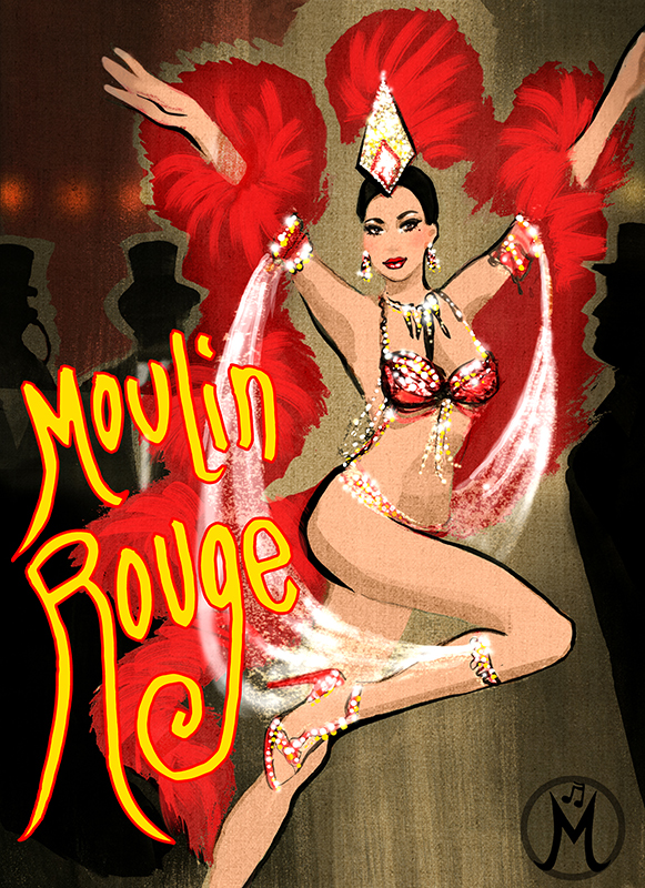 discontinued collections moulin rouge